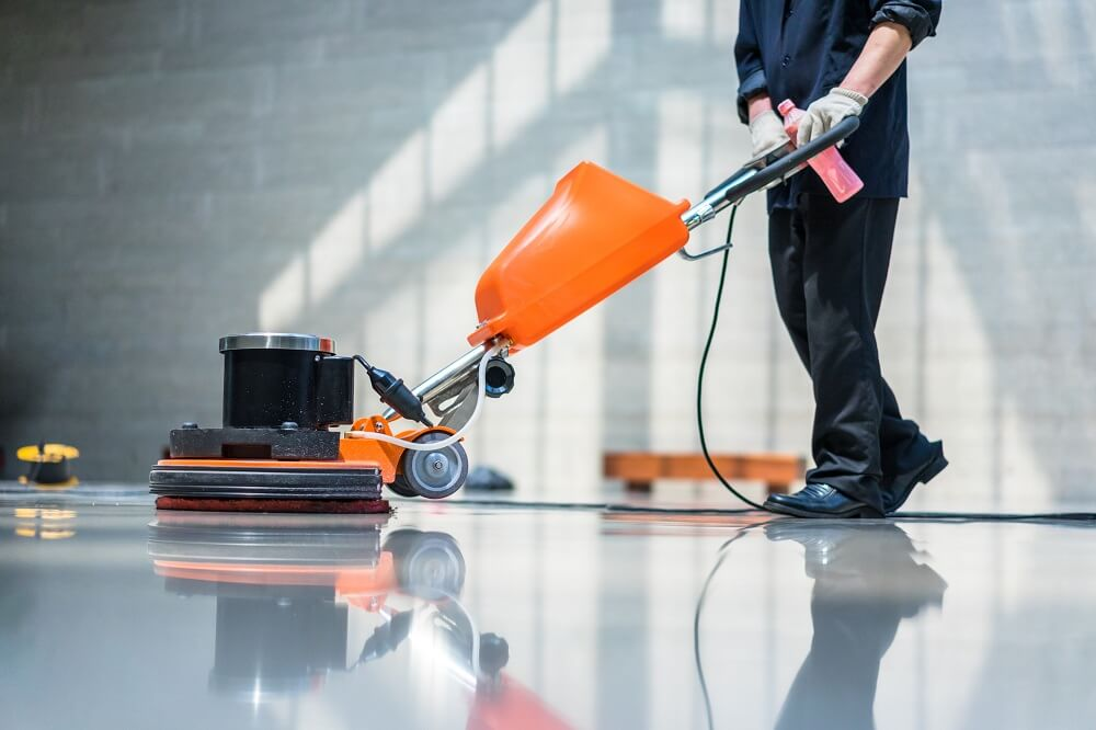 professional floor cleaning services in Honolulu, HI